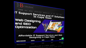 Web Design, Web Designing, Website Design, Website Designing, Website Development, Web Design Agency, Web Design Cape Town, Website Design Cape Town, portfolio, HB IT Solutions